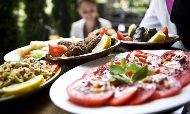 Griekse Restaurant Knossos