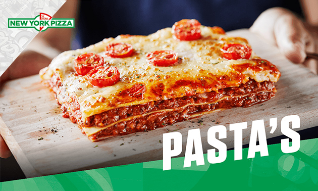 New York Pizza Sliedrecht