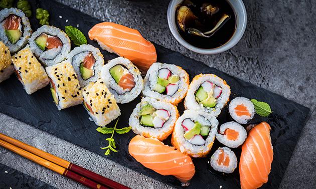 Selfie Sushi Marie Heinekenplein