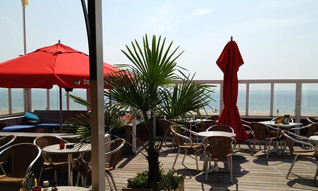 Strandpaviljoen De Strandzot