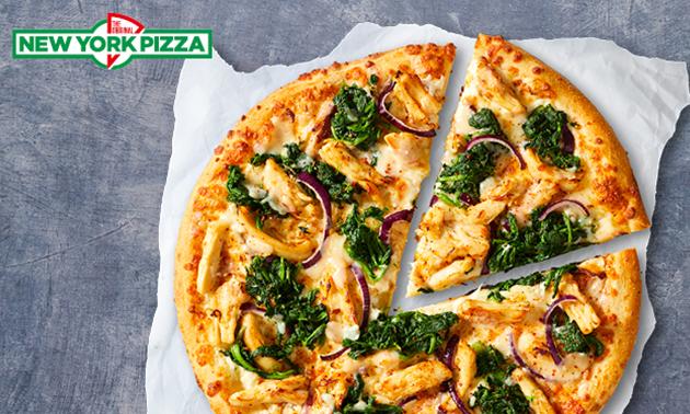 New York Pizza Drachten & Heerenveen