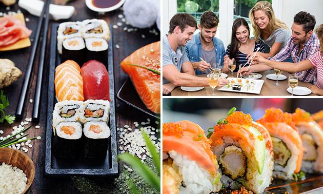 Tian Tian Sushi & Grill